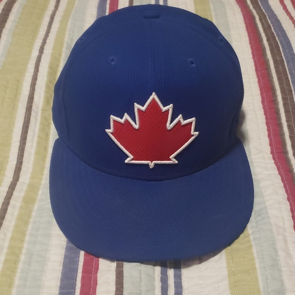 new era accessories toronto blue jays hat 7 18 poshmark